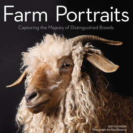 Farm Portraits Wall Calendar 2021 - cover