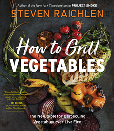 How to Grill Vegetables - cover