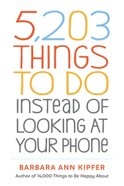5,203 Things to Do Instead of Looking at Your Phone - cover