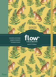 Flow Weekly Planner 2021 - cover