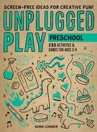 Unplugged Play: Preschool - cover