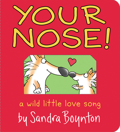 Your Nose! - cover