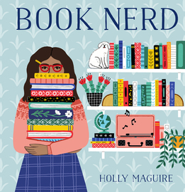 Book Nerd (gift book for readers) - cover
