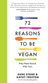 72 Reasons to Go Vegan - cover