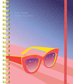 The Stars Have Aligned 17-Month Large Planner 2020-2021 - cover