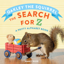 Oakley the Squirrel: The Search for Z - cover