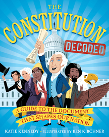 The Constitution Decoded - cover
