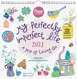 My Perfectly Imperfect Life Wall Calendar 2021 - cover