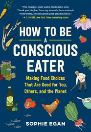How to Be a Conscious Eater - cover