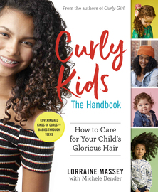 Curly Kids: The Handbook - cover