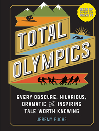 Total Olympics - cover