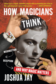 How Magicians Think - cover