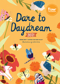 Dare to Daydream Wall Calendar 2021 - cover