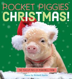 Pocket Piggies: Christmas! - cover