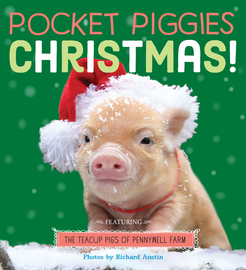 Pocket Piggies: Christmas! - cover