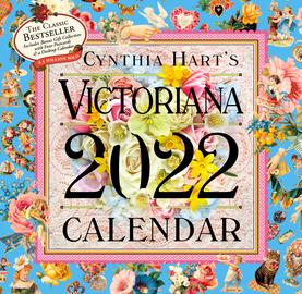 Cynthia Hart's Victoriana Wall Calendar 2022 - cover