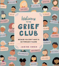 Welcome to the Grief Club - cover