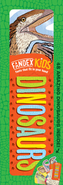 Fandex Kids: Dinosaurs - cover