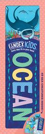 Fandex Kids: Ocean - cover