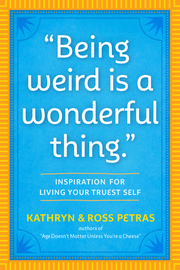 """""""Being Weird Is a Wonderful Thing"""" - cover"""