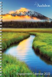 Audubon Engagement Calendar 2022 - cover