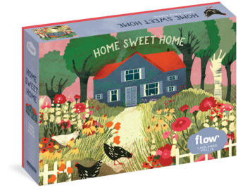 Home Sweet Home 1,000-Piece Puzzle - cover