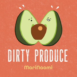 Dirty Produce - cover