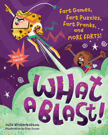 What a Blast! - cover