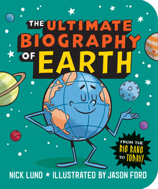 The Ultimate Biography of Earth - cover