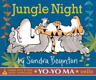 Jungle Night (comes with 2 free audio downloads, Yo-Yo Ma, cello) - cover