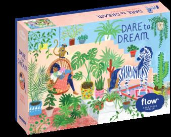 Dare to Dream 1,000-Piece Puzzle - cover