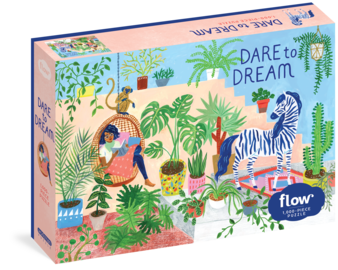 Dare to Dream 1,000-Piece Puzzle - cover