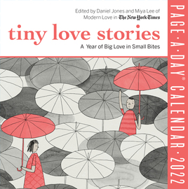 Tiny Love Stories Page-A-Day Calendar 2022 - cover