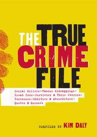 The True Crime File - cover
