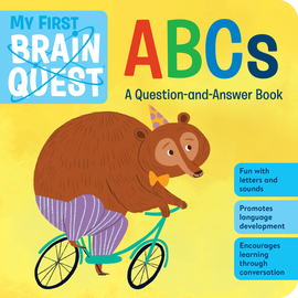 My First Brain Quest ABCs - cover