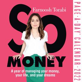 So Money Page-A-Day Calendar 2022 - cover
