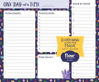 Everything Is Made Out of Magic Daily Tracker - cover