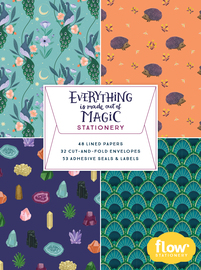 Everything Is Made Out of Magic Stationery Pad - cover