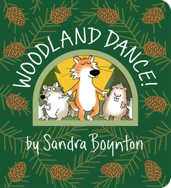 Woodland Dance! - cover