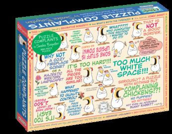 Sandra Boynton: Puzzle Complaints 500-Piece Puzzle - cover