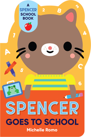 Spencer Goes to School - cover