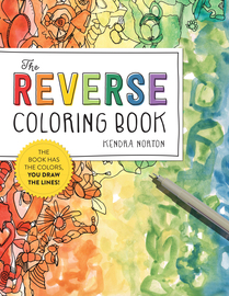The Reverse Coloring Book® - cover