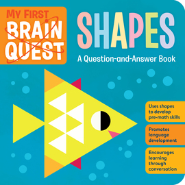 My First Brain Quest Shapes - cover