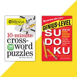 Puzzle Books Set - cover