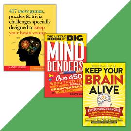 Brain Games Set - cover
