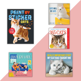 Deluxe Cat Lover's Gift Set - cover