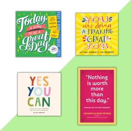 A Little Inspiration Gift Set - cover