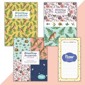 FLOW Designer Stationery Set - cover