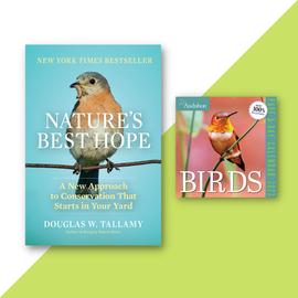 Conserve the Birds Book + Calendar Gift Set - cover