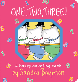 One, Two, Three! - cover